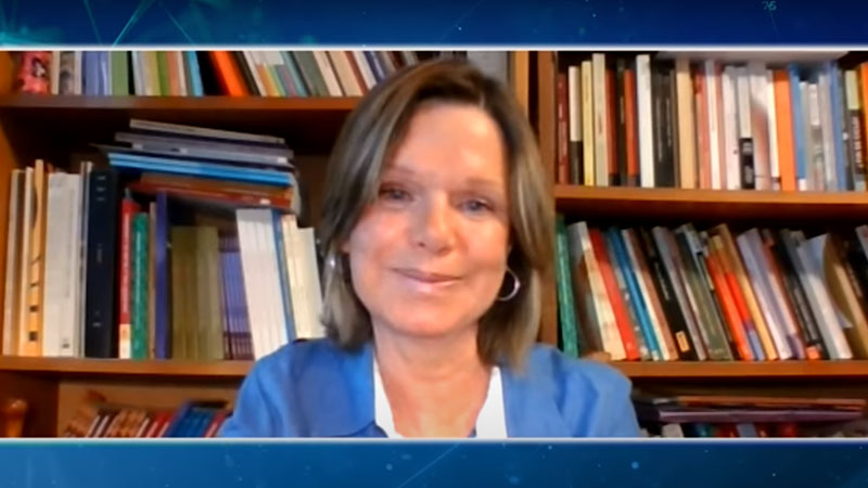 """Denise Vaillant: """"La escuela es un instrumento indispensable, pero debe ser repensada"""""""