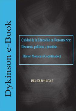 Tapa del libro Calidad de la Educacion en Iberoamerica