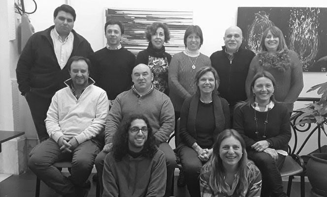 Tercera cohorte del Doctorado en Educación de la Universidad ORT Uruguay
