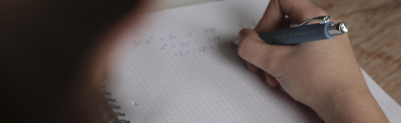 La evaluación de matemática en secundaria