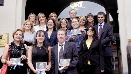 Ceremonia de graduación 2010