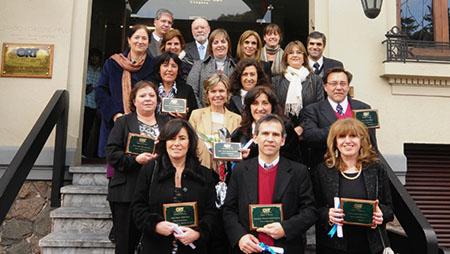 Ceremonia de graduación 2011